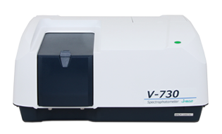 V-730 UV-Visible/NIR Spectrophotometer