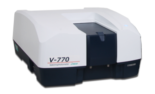 V-770 UV-Visible/NIR Spectrophotometer
