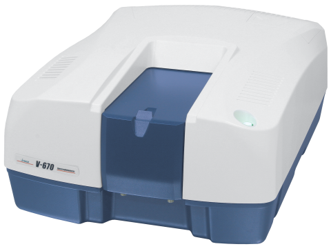 UV-Visible Spectrophotometer